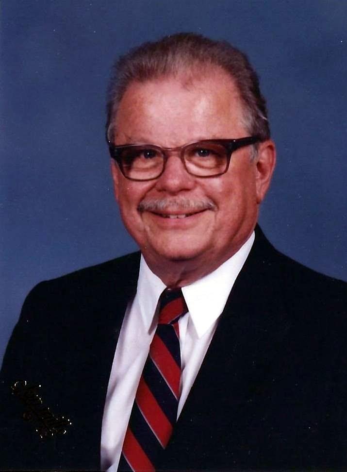 Robert Walter  Blanchard