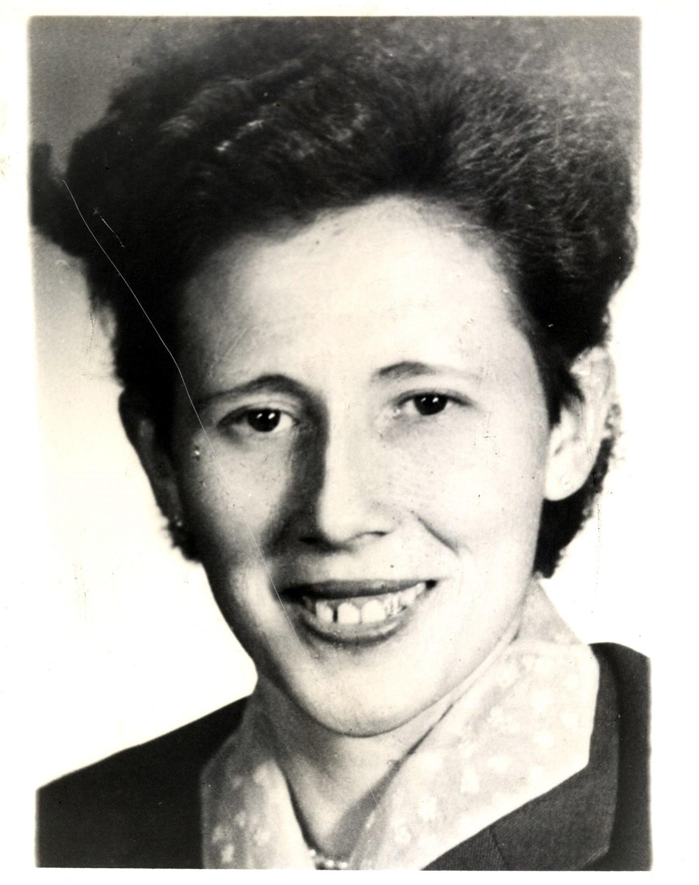 Mrs. Rosa Buttner  Blackwood