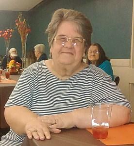 Betty Anita  Radford