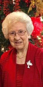 Mrs. Leona McCammon  Greenway