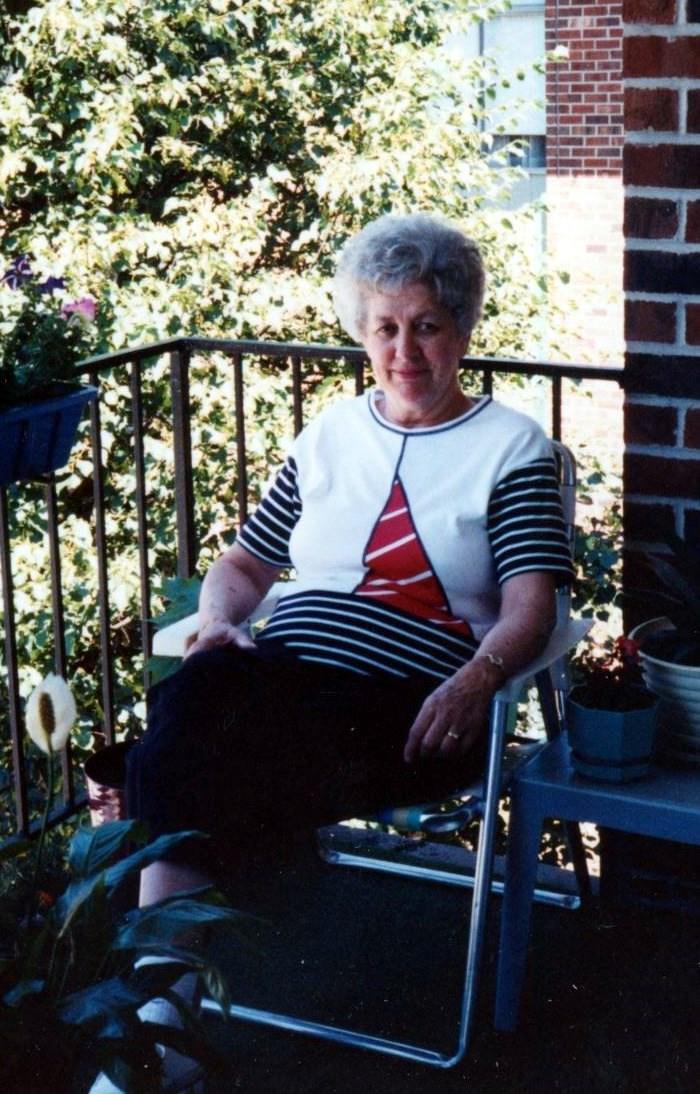 Mamie A.  Purington