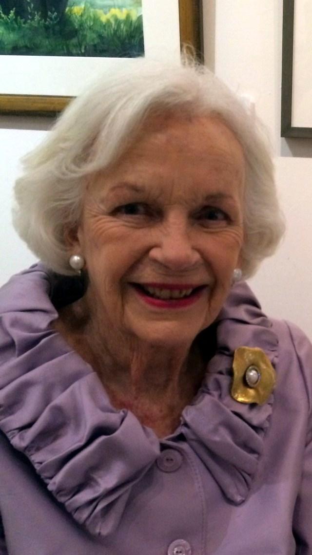 Madeleine Maury  McPhillips