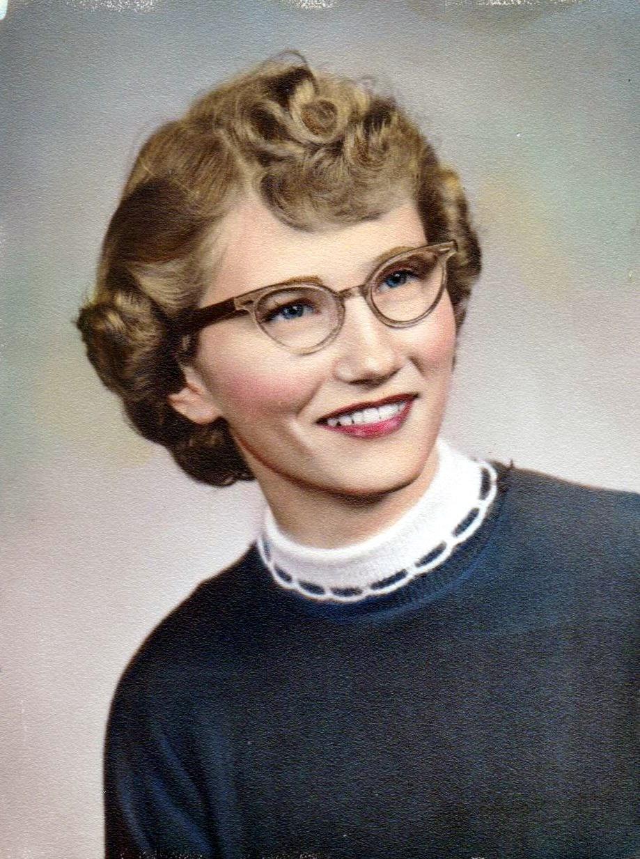 Grace Luella  (Harshaw) Luptak