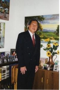 Aston James  Ho Sang