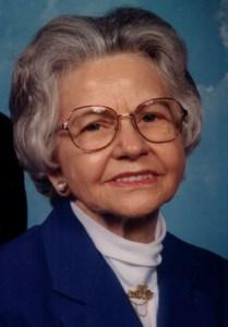 Mildred Cathaline  McMillion
