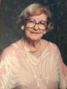 Etta Mae  Greer