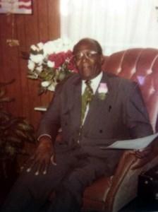 Pastor Willie  CHATMAN