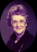 Mildred McMorries