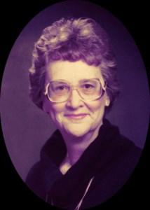 Mildred Joanne  McMorries
