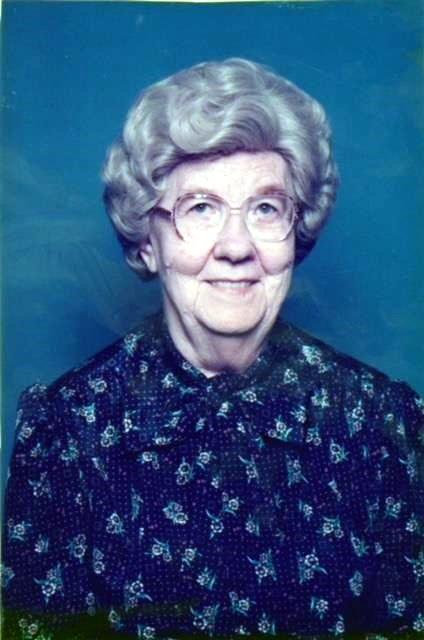 Mildred V.  Kalish