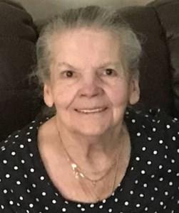 Betty Ann  Curtis