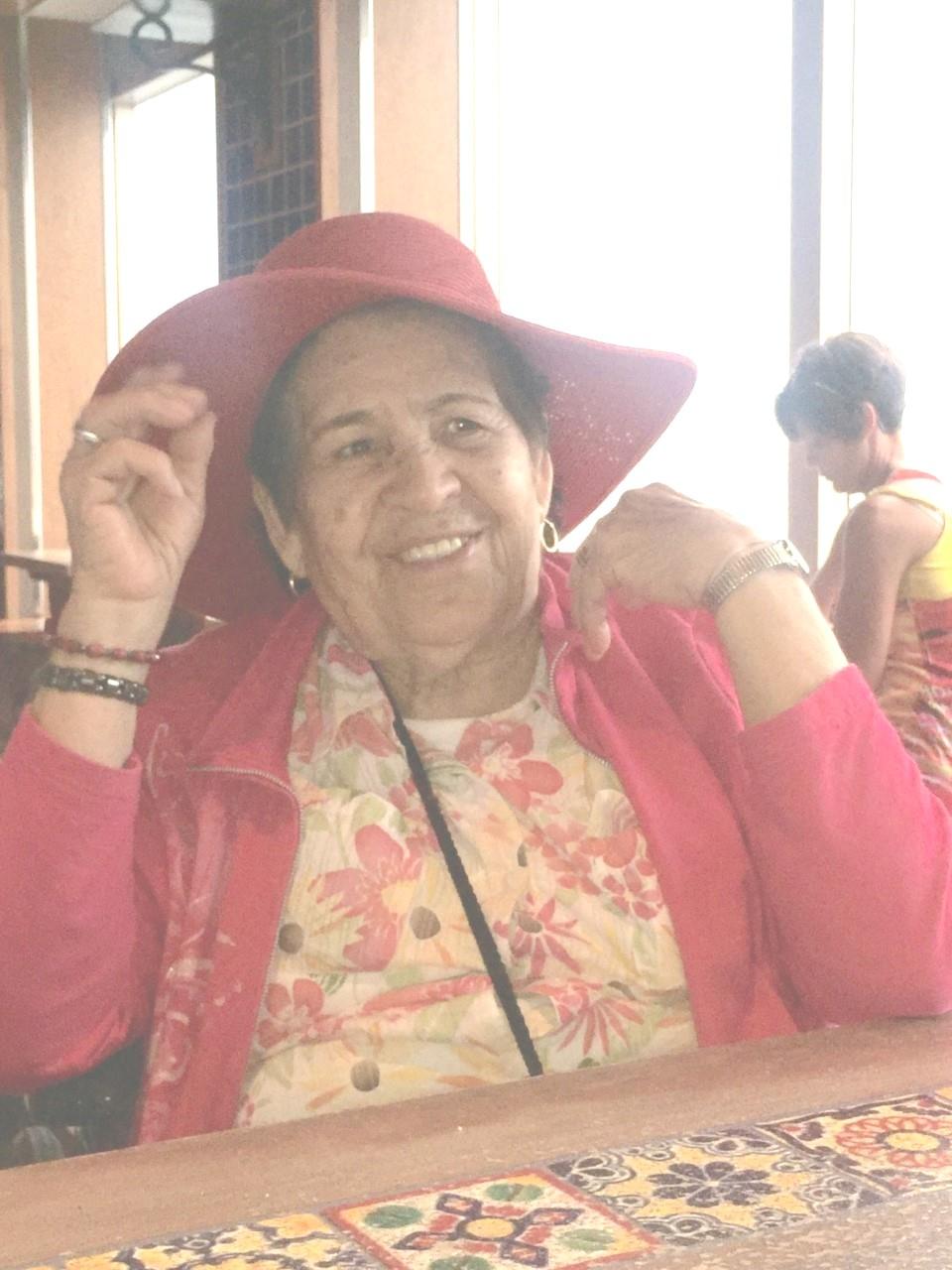Albina Perez  Gonzalez