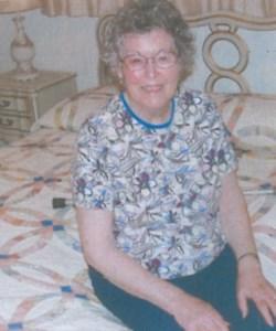 Betty Jean  Pribil