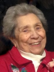 Virginia (Ginny) Elaine  Hoover