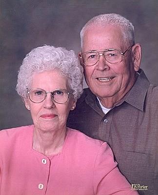 """Elmer """"Berry"""" & Helen Berryhill"""