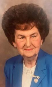 Helen Louise  Odom