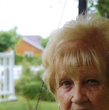 Georgette  Lauzon née Chouinard