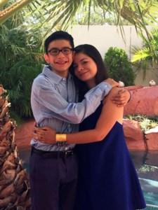 Julian Castillo &   Daniella Suarez