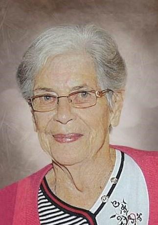 Norma  Laflèche (Née Cecchini)