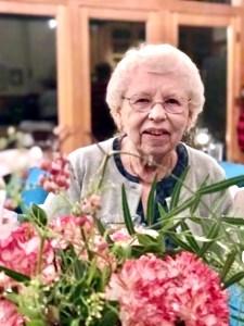 Marjorie Ruth  Layton