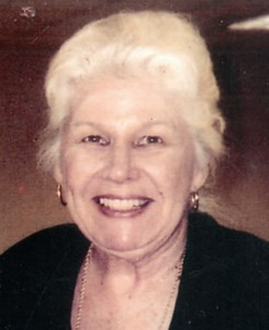 Geraldine Lee  Bordelon