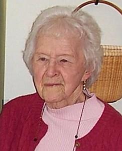 Winnifred Mae  Dorr