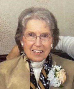Martha Ethel  Peterson