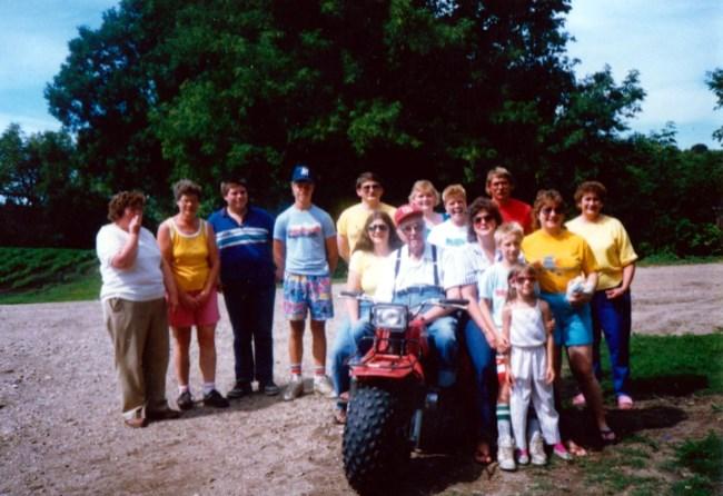 Charles Ervin Leuze Obituary - Marysville, WA