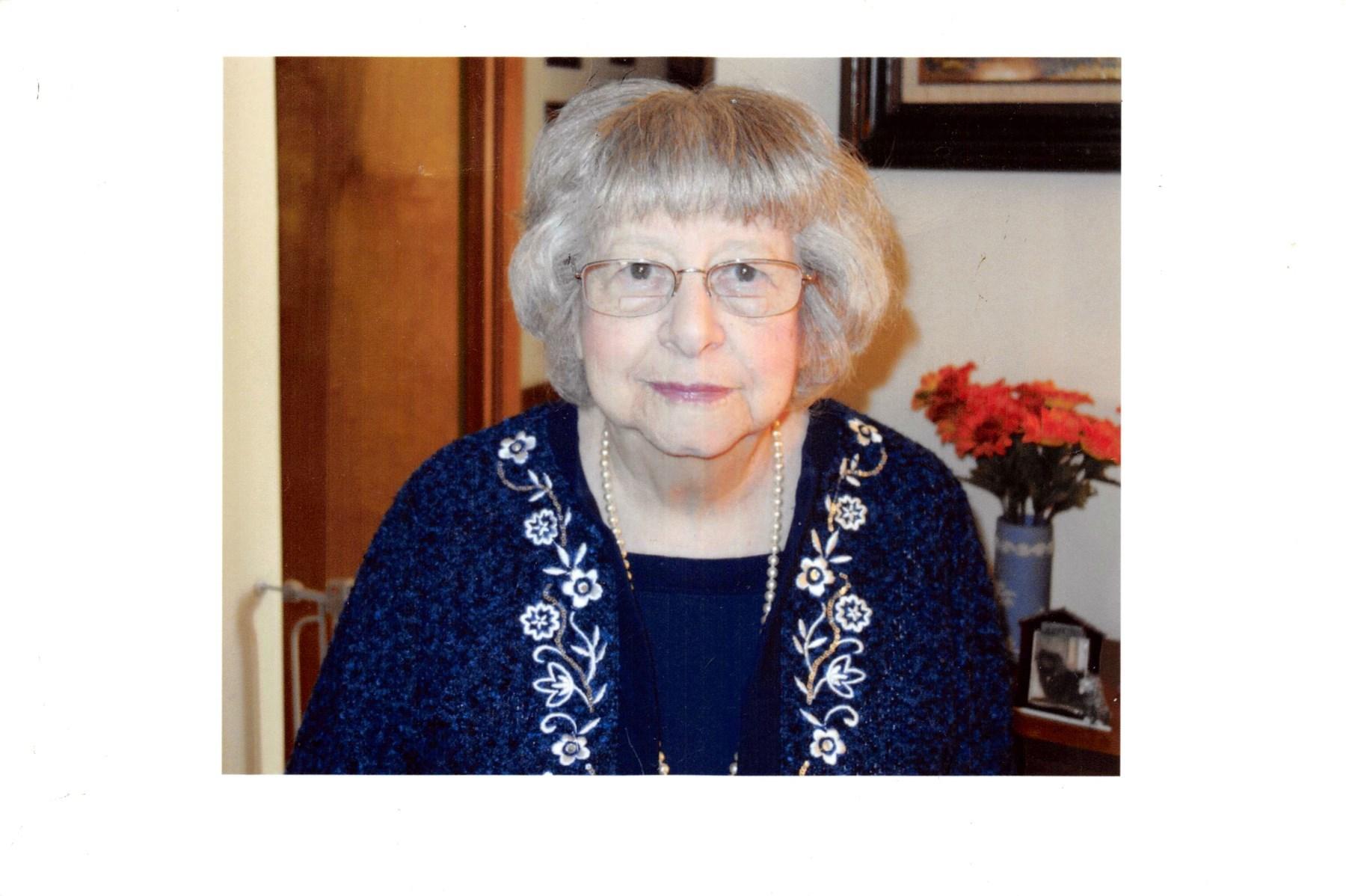 Lucille M.  Hatzis