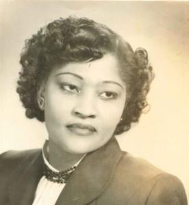 Ms. Willie Mae  Barnes