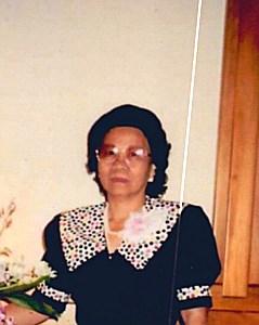 Theodora Andres  Llego
