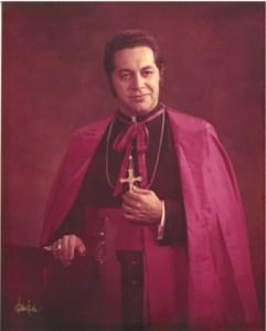 Auxiliary Bishop Gilbert E.  Chavez