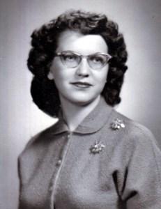 Betty Louise  (Bidwell) Wright