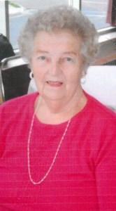 Doris Mabel  MacLeod