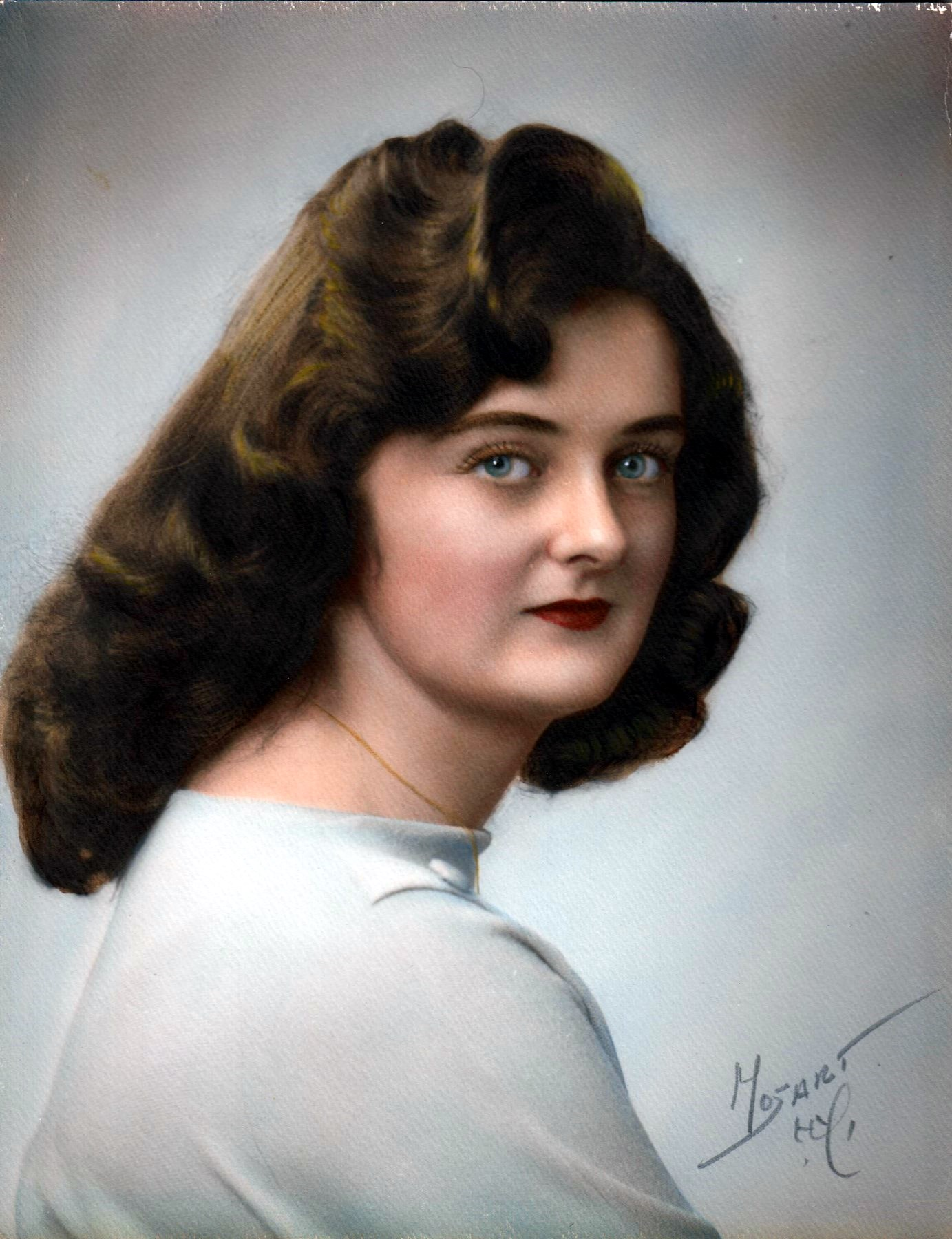 "Mary ""Lily"" Elizabeth  Macken"