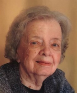 Veronica Patricia  WHITE