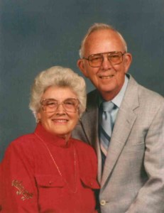 Carl and Irene  Ash