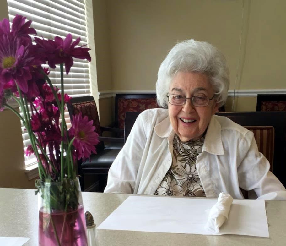 Eleanor  Yow Shirley