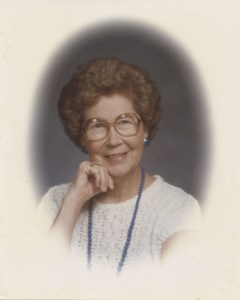 Mildred B  Smith