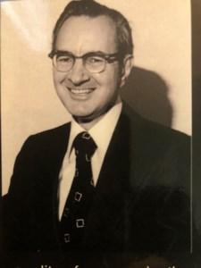 Robert Orr  Weiss