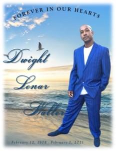 Dwight Lenar  Waller