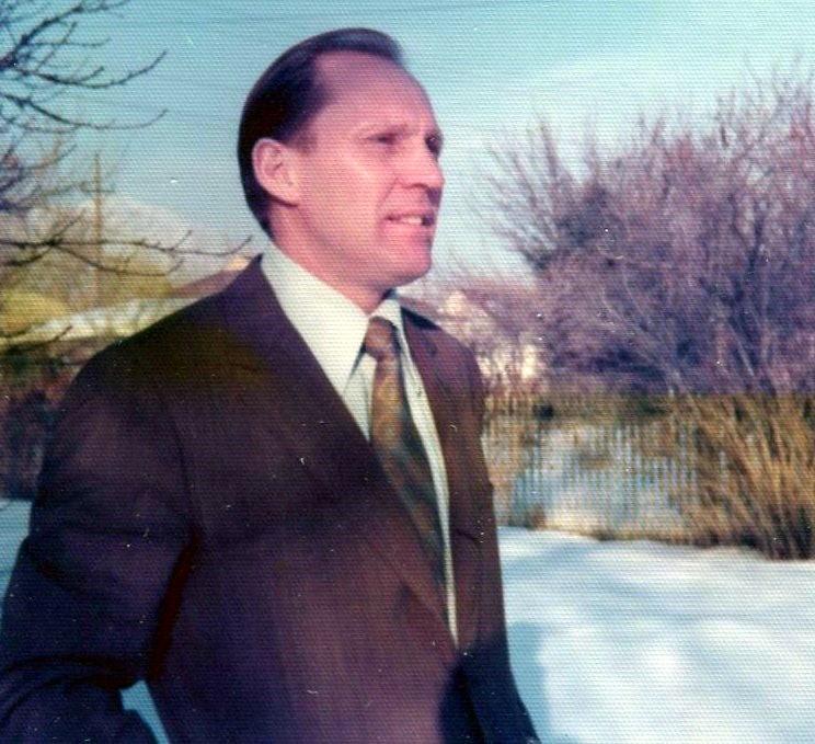 Heinz Walter  Hegewald