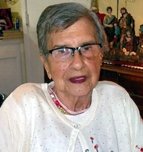 Angelita P.  Garza