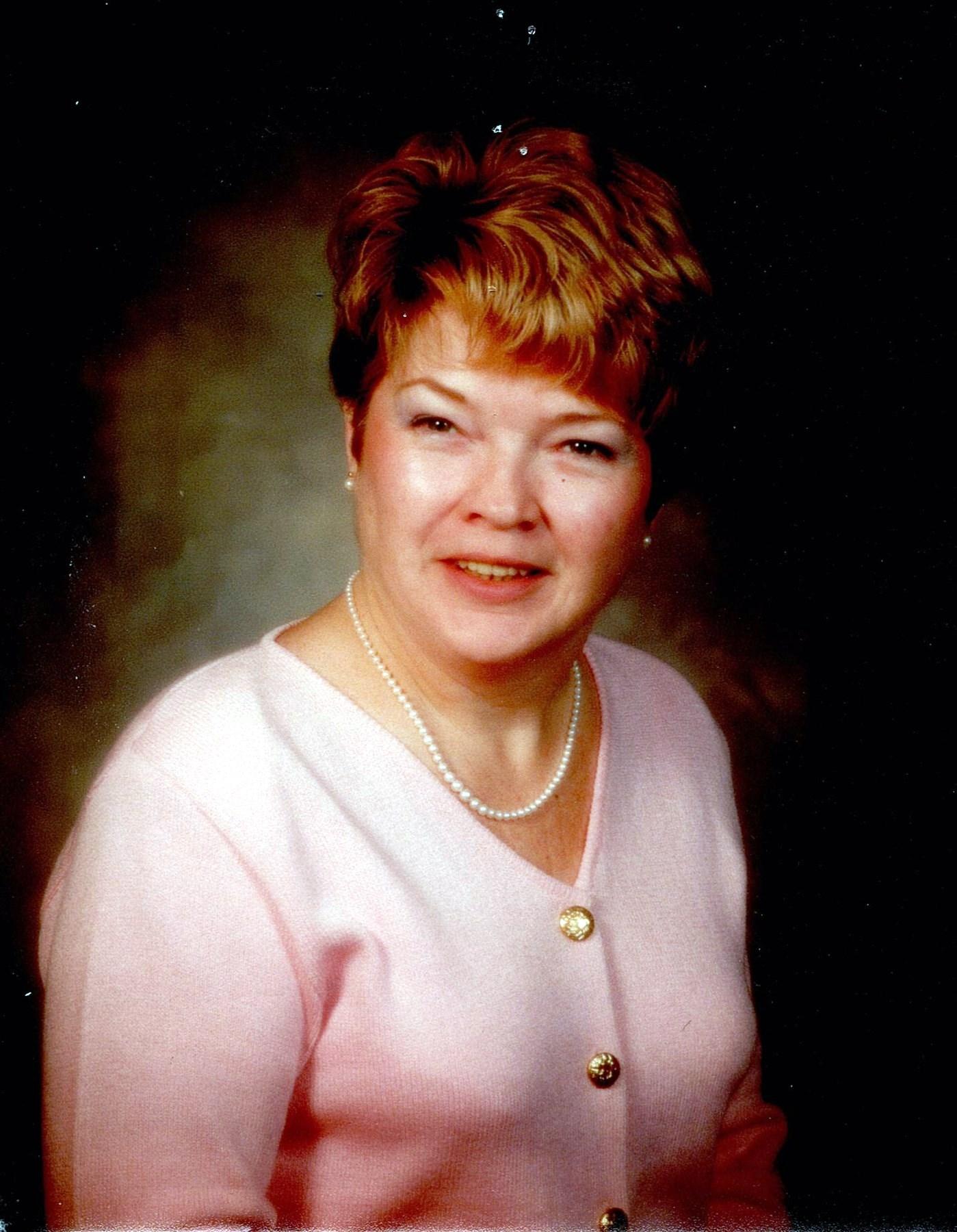 Patricia  Jones-Weitzel