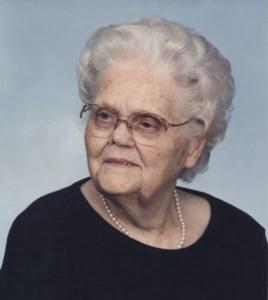 Eunice Catherine  Sellers
