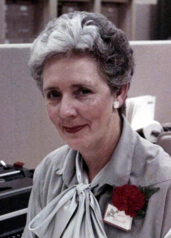 June Kirby  Honeycutt