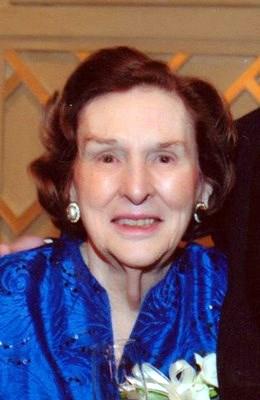 Frances Stone Caudle