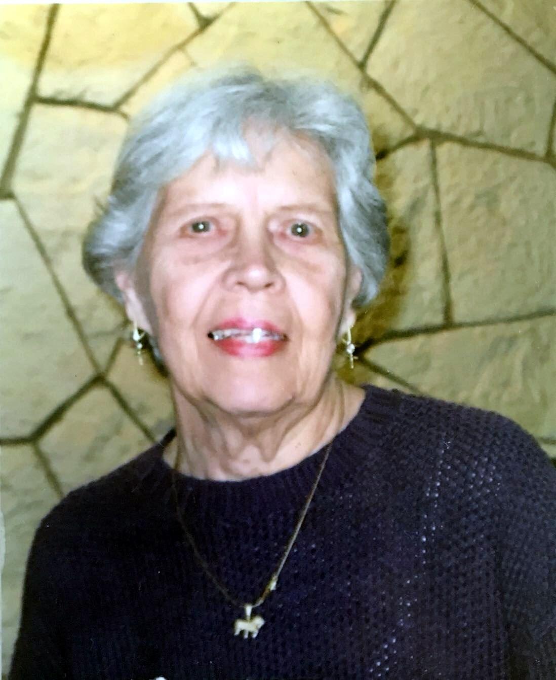 Audrey Loreeta  Reed