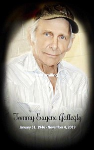 Tommy  Gallegly