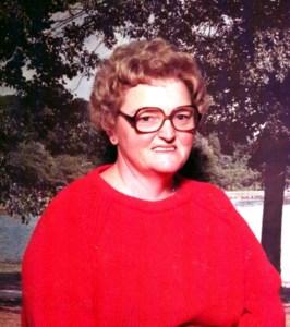 """Mildred """"Millie"""" L.  Hamm"""